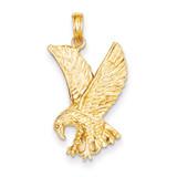 Eagle Charm 14k Gold K4853