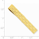 Tie Bar 14k Gold MC143