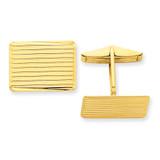 Cufflinks 14k Gold MC178