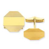 Cufflinks 14k Gold MC179