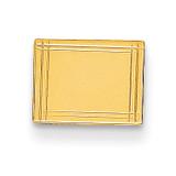 Tie Tac 14k Gold MC89
