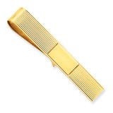 Tie Bar/ Money Clip 14k Gold MC93