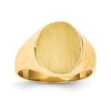 Signet Ring 14k Gold RS103