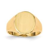 Signet Ring 14k Gold RS114