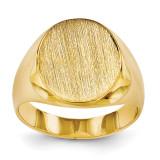 Signet Ring 14k Gold RS142