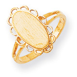 Signet Ring 14k Gold RS200