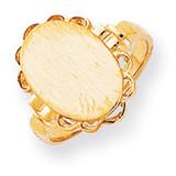 Signet Ring 14k Gold RS202