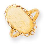 Signet Ring 14k Gold RS203