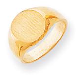 Signet Ring 14k Gold RS274