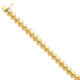 San Marco Bracelet 8 Inch 14k Gold SM20-8
