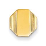 Tie Tac 14k Gold TT20