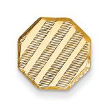 Tie tac 14k Gold TT24