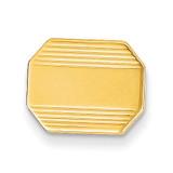 Tie Tac 14k Gold TT7