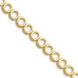 Add-a-Diamond Tennis Bracelet 14k Gold X855