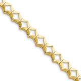 Add-a-Diamond Tennis Bracelet 14k Gold X864