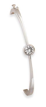 Bangle Bracelet Mounting 14k White Gold XB184