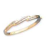 Diamond Bangle 14k Gold XB71AA