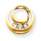 Diamond pendant 14k Gold XP1474AA
