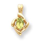 gemstone pendant mounting 14k Gold XP1657