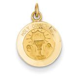 Holy Communion Charm 14k Gold XR360