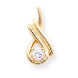 Diamond slide 14k Gold XS243AA