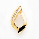 Diamond slide 14k Gold XS583AAA