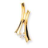 Diamond slide 14k Gold XS597AA
