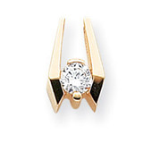 Diamond slide 14k Gold XS659A