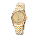 Mens Charles Hubert IP-plated Champagne Dial Watch XWA1002
