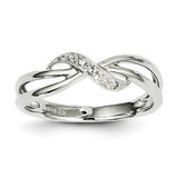 Diamond Ring 14k White Gold Y11740AA