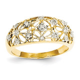 Diamond Ring 14k Gold Y11826AA