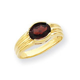 Gemstone Ring Mounting 14k Gold Y4473