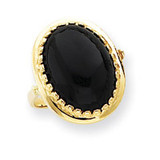 Gemstone Ring Mounting 14k Gold Y4500
