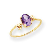 Gemstone Ring Mounting 14k Gold Y4663