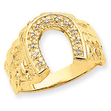 Men's Band Mounting 14k Gold Y7207