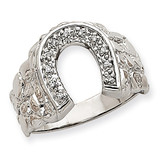 AA Dia Ring 14k White Gold Y7208AA