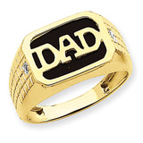 Dia Ring 14k Gold Y7211AA