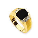Dia Ring 14k Gold Y7224AA