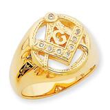 VS Dia Ring 14k Gold Y7232VS