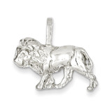 Lion Charm Sterling Silver MPN: QC909