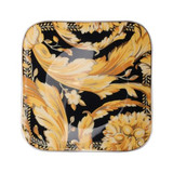 Versace Vanity Bread & Butter Plate Square 5 1/2 inch Square