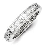 Eternity Band Sterling Silver Diamond MPN: QR1970-6