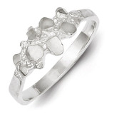 Nugget Ring Sterling Silver MPN: QR152
