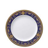 Versace Medusa Blue Dinner Plate 10 1/2 inch