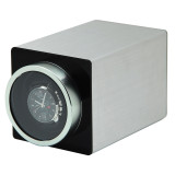 Rotations Silver Metal 1-Watch Winder GM13129