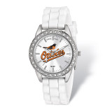 Baltimore Orioles Frost Watch Ladies XWL945