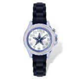 Dallas Cowboys Flash Black Watch Strap Youth XWM2233