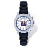 New York Giants Flash Black Watch Strap Youth XWM2245