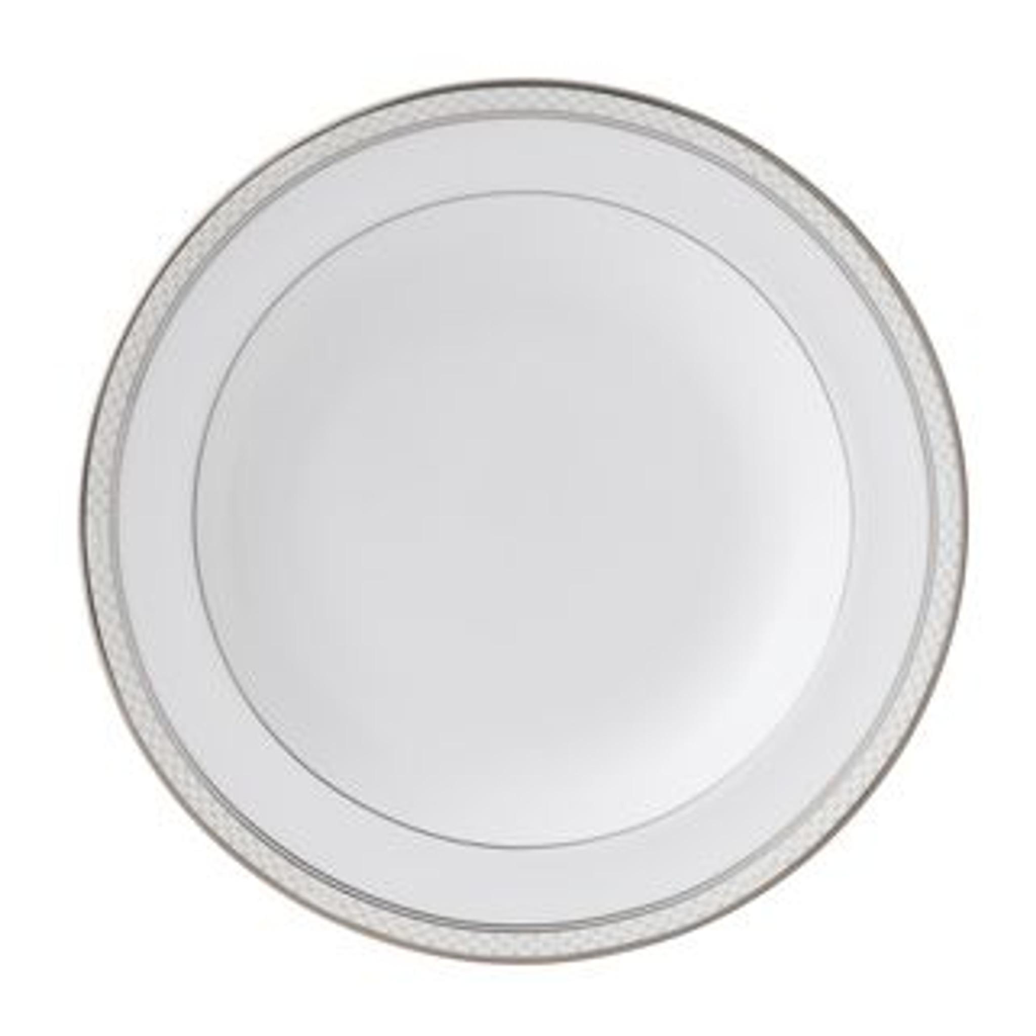 Faberge Karsavina Rimmed Soup Plate 9 Inch