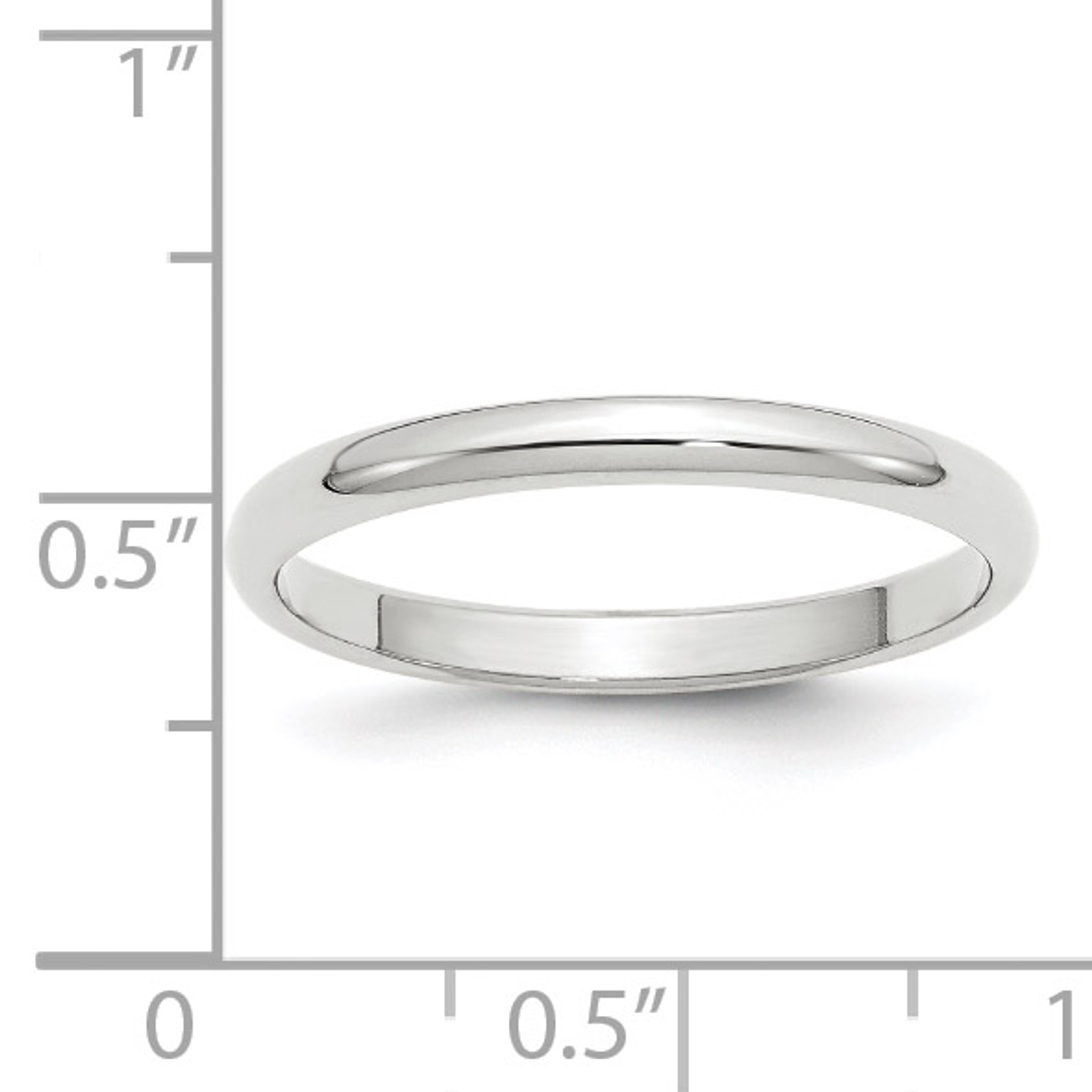 Tianyi Jewelers Grade Stainless Steel Ring Wedding Engagement Band with Brushed Top Price for 1 Pc